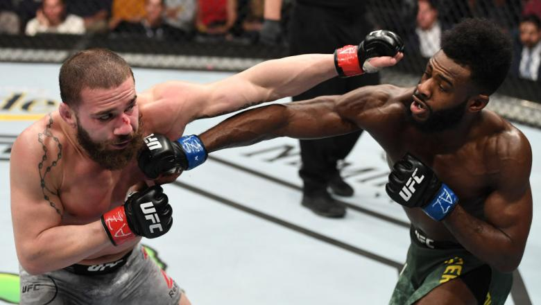 Aljamain Sterling tells Urijah Faber to fight Dominick Cruz for in a 'old man's match' - Sterling