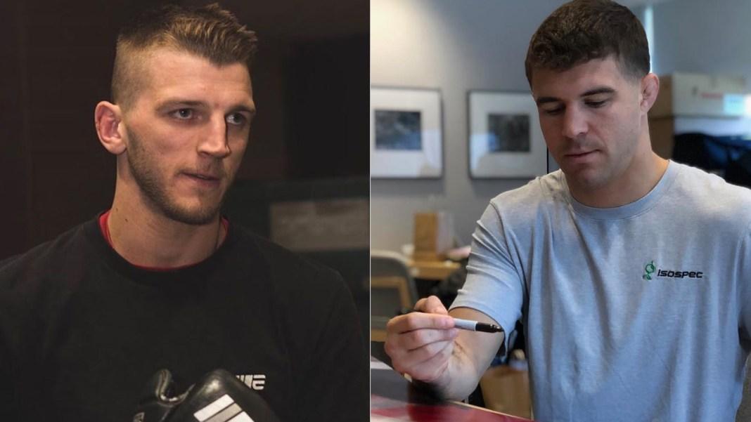 Dan Hooker wants to fight Al Iaquinta on the UFC 243 card in October - Hooker