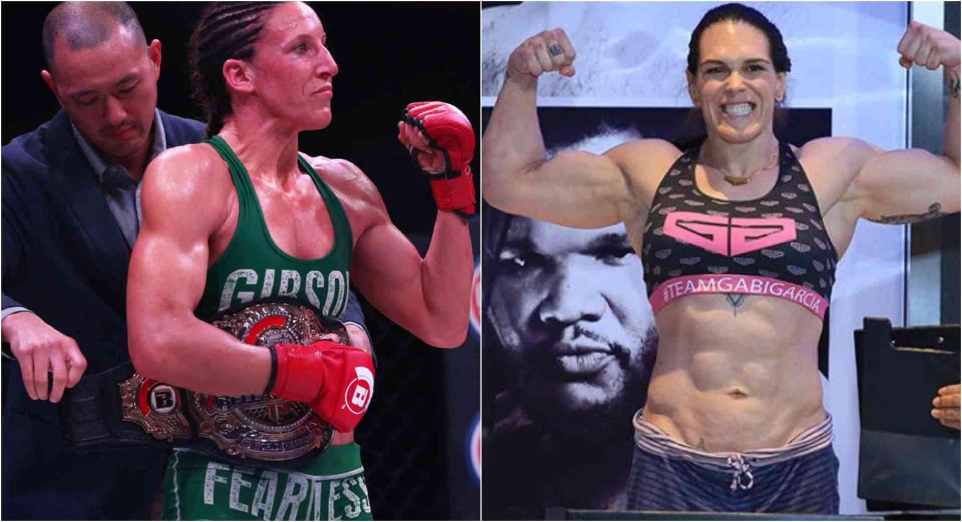 Bellator champ Julia Budd wants to fight Rizin's Gabi Garcia - Julia