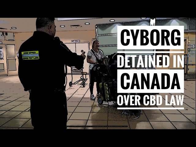 Cris Cyborg held up in Canada over International CBD Law ahead of UFC 240 -