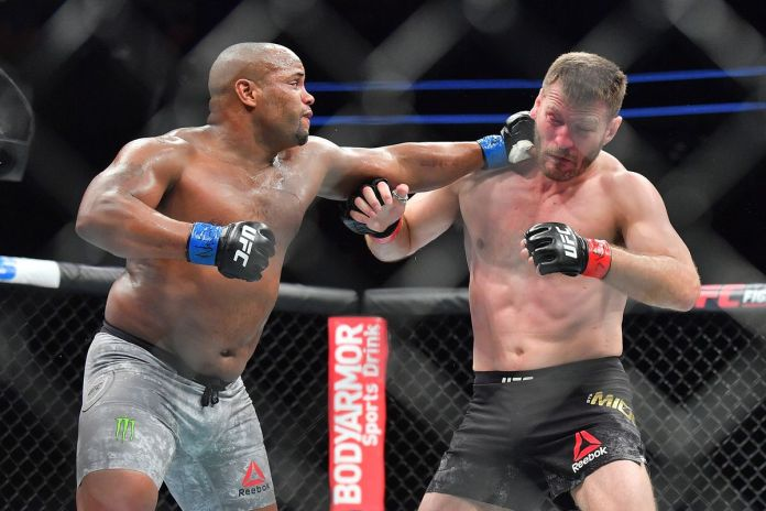 Stipe Miocic: What doesn't kill you makes you stronger - Cormier