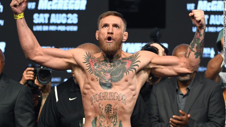 Conor McGregor's next business venture: preventing male baldness! - Conor McGregor