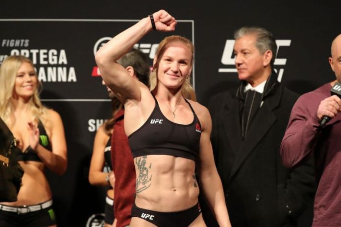 Watch: ESPN promotes a dance-off between Valentina Shevchenko and Katlyn Chookagian - Valentina Shevchenko