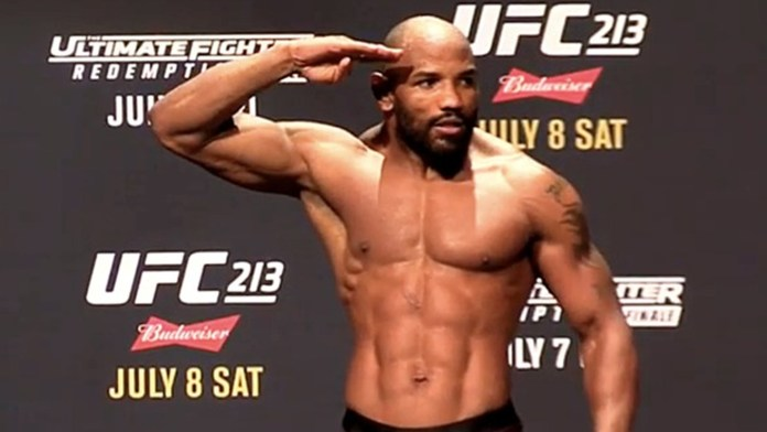 "Watch: Yoel Romero shoots down any chance of a fight between him and friend Jon Jones"" - Romero"