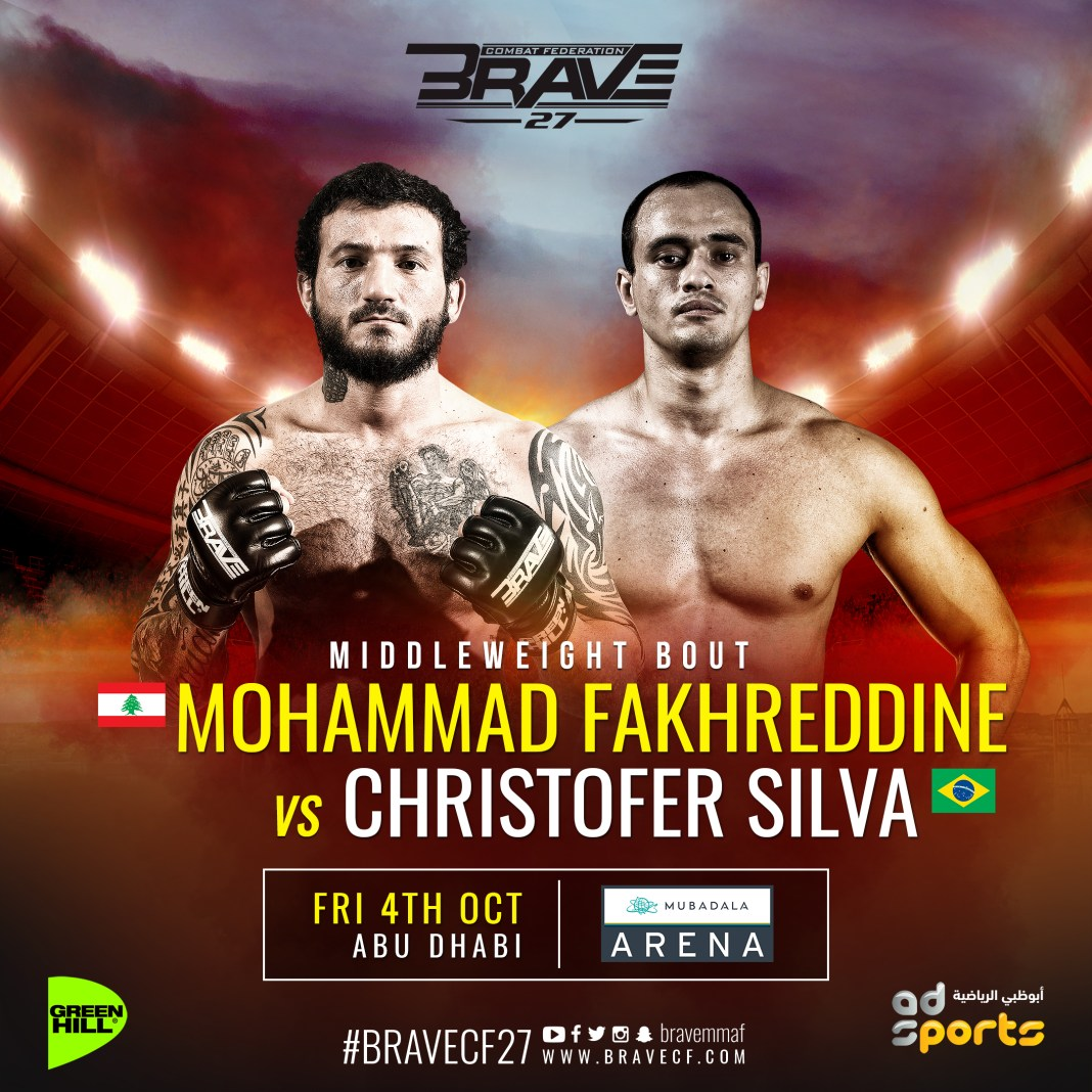 BRAVE CF 27 update: Aliskerov injured, out of Fakhreddine fight - BraveFC