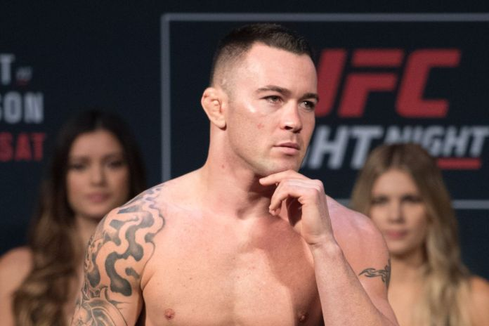 Dustin Poirier warns Colby Covington that 'it's on' when they cross paths next - Dustin