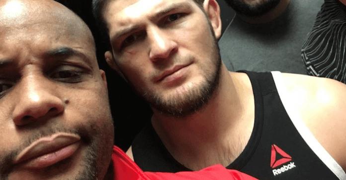Khabib Nurmagomedov wants Stipe Miocic trilogy fight as last fight in DC's career - Khabib