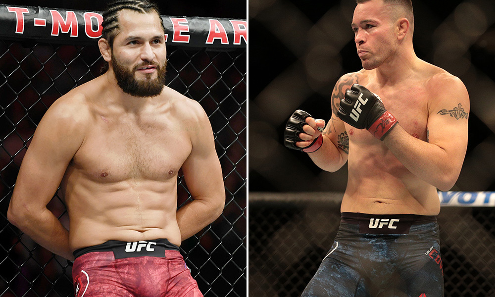 Jorge Masvidal unloads on Colby Covington: He cries when he reads comments! - Masvidal