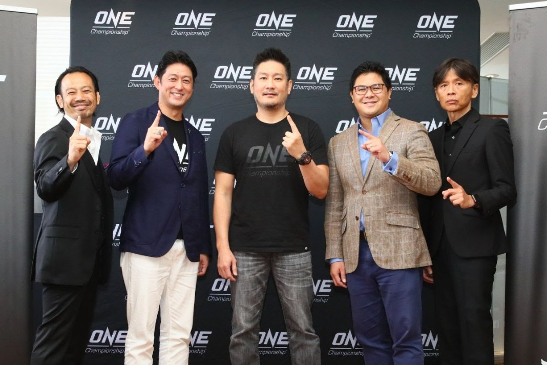 ONE CHAMPIONSHIP HOLDS ONE: CENTURY 世紀 MEDIA DAY IN TOKYO - ONEChampionship