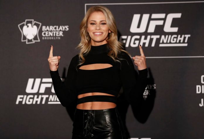 Paige VanZant releases a list of fighters that are willing to fight her - Paige