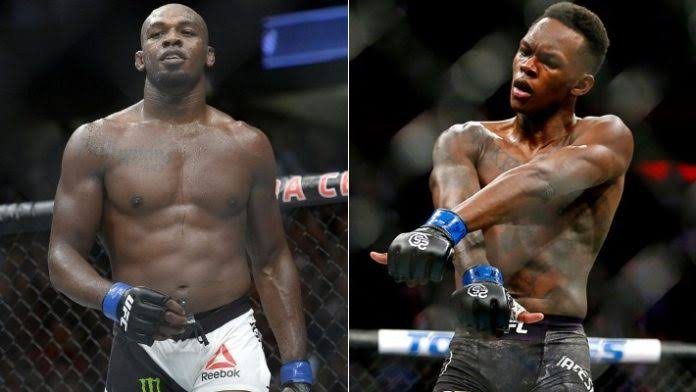 Jon Jones spits fire at 'nerd' Israel Adesanya - Jones