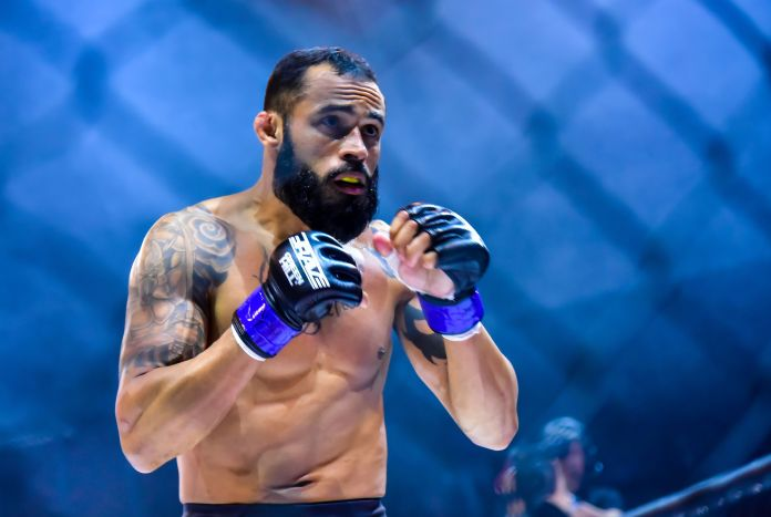 Felipe Silva looking for title shot and revenge with win at BRAVE CF 29 - Brave Combat Federation