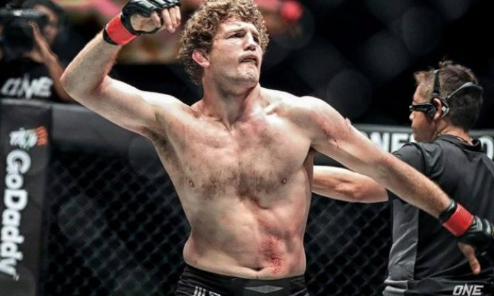 Ben Askren says Colby Covington is a terrible person - Askren
