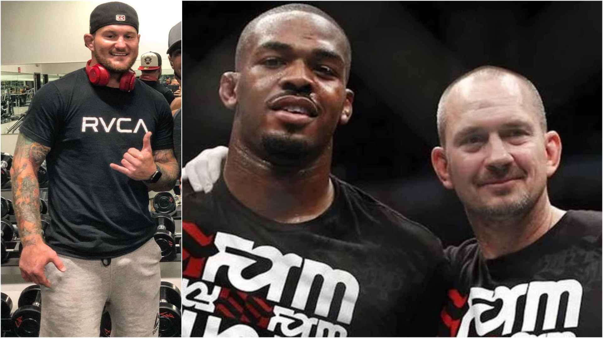 Jon Jones' former coach accuses him of stealing from him and threatens physical confrontation; Jones responds! - Jon