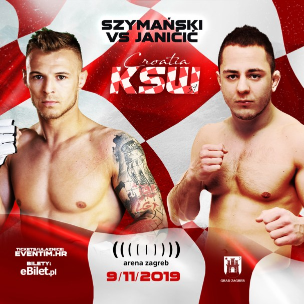 Three Exciting Fights Added to KSW 51 - mma