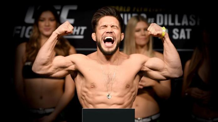 Watch: Triple C Henry Cejudo makes his case for Fighter of the Year 2019 - Cejudo