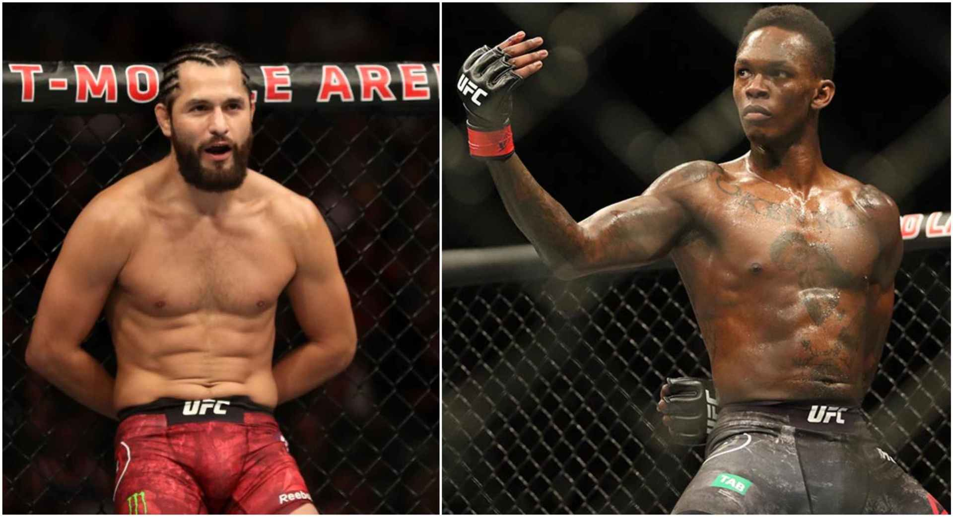 Watch: Jorge Masvidal explains why he has so much respect for Israel Adesanya - Masvidal