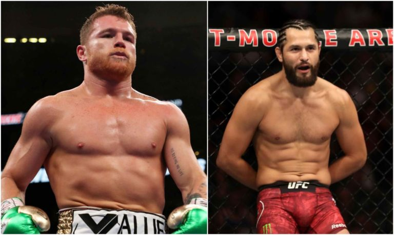 Canelo Alvarez on Jorge Masvidal call out: It's about 'money ... and nothing else' - Canelo