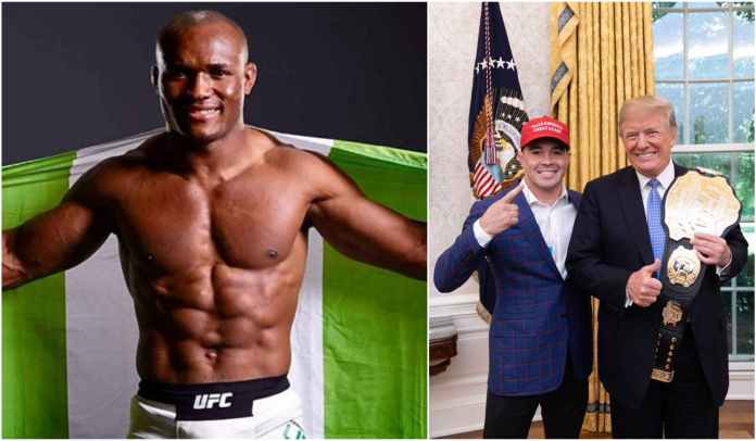 Watch: Kamaru Usman reveals his 'sophisticated' plan for Colby Covington at UFC 245 - Kamaru