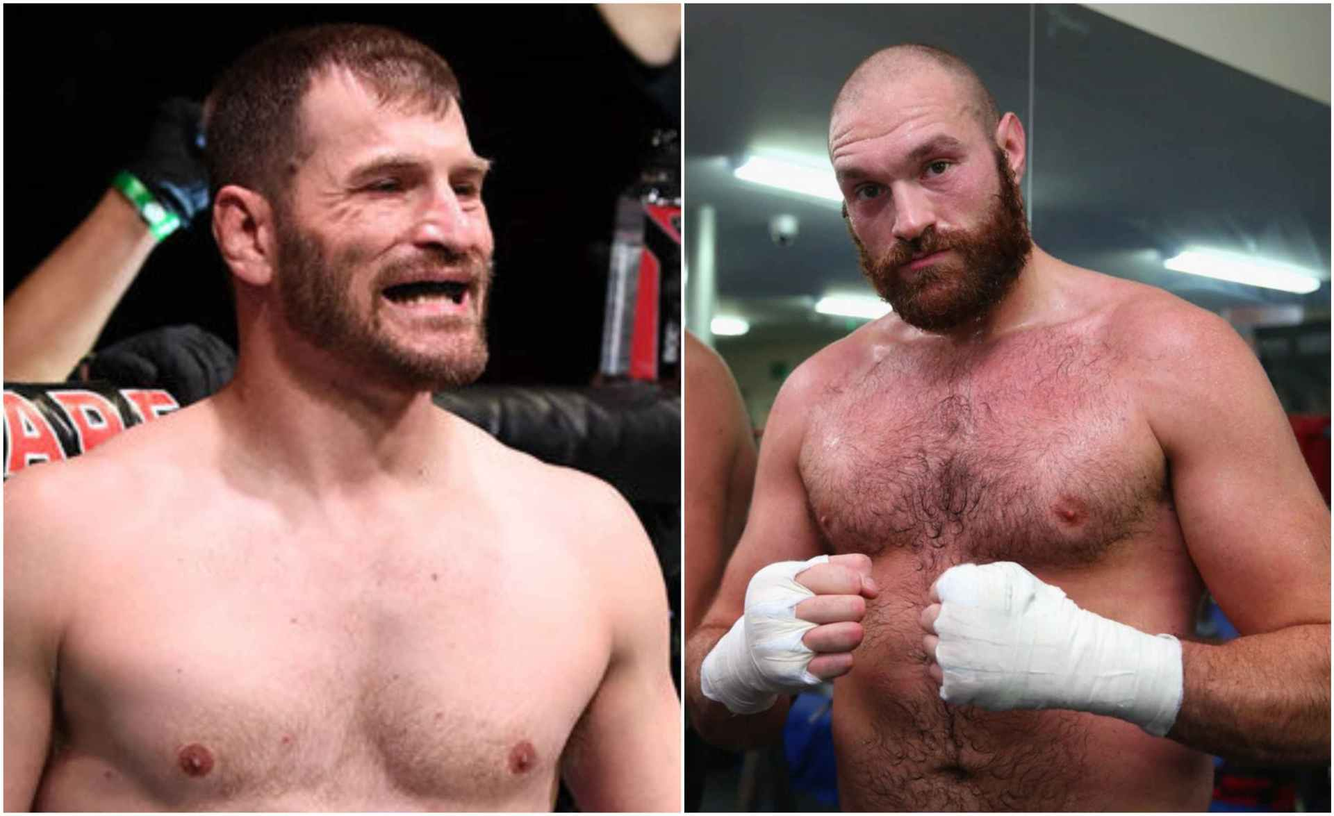 Tyson Fury accepts Stipe Miocic's challenge, ready to fight after Wilder rematch - Fury
