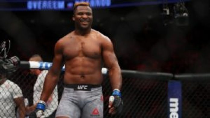 Francis Ngannou says UFC is using him like a gate keeper - Ngannou