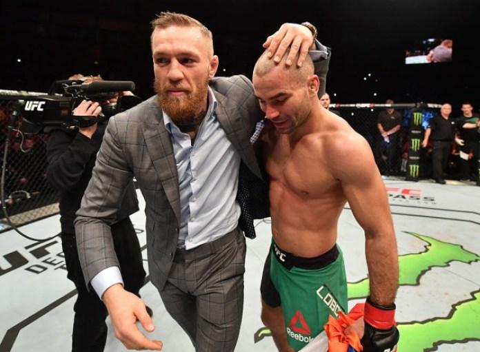 Conor McGregor reacts to Artem Lobov vs Jason Knight rematch - McGregor