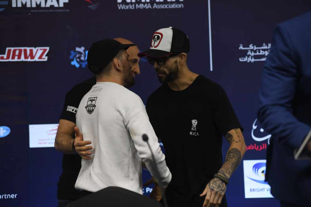 'Shorty' Torres pulls out of title fight during emotional press conference for BRAVE CF 29 - BraveFC
