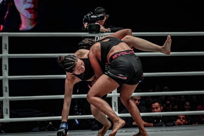 Why Ritu Phogat was a superstar even before she made her ONE Championship debut - Ritu