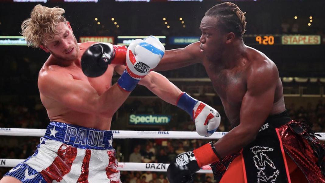 KSI beats Logan Paul in the rematch via split decision - KSI