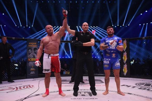 KSW 51 Results - Pudzianowski wins & Racic becomes first bantamweight champ - KSW