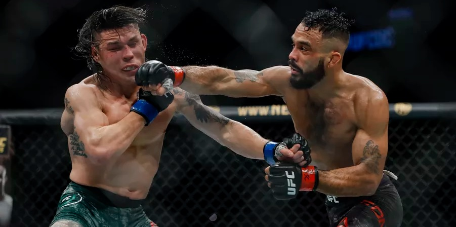 UFC on ESPN 7 Results - Rob Font Edges Ricky Simon In A High Octane Bantamweight Clash -