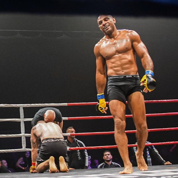 Roan 'Jucao' Carneiro wins WKN middleweight MMA title at NZ World Cup - MMA
