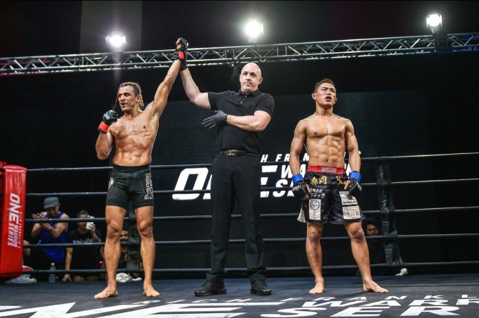 ALI MOTAMED EARNS ONE CHAMPIONSHIP CONTRACT AFTER ONE WARRIOR SERIES 9 IN SINGAPORE -