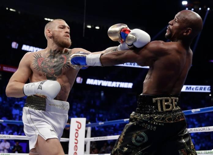 Conor McGregor vs Floyd Mayeather