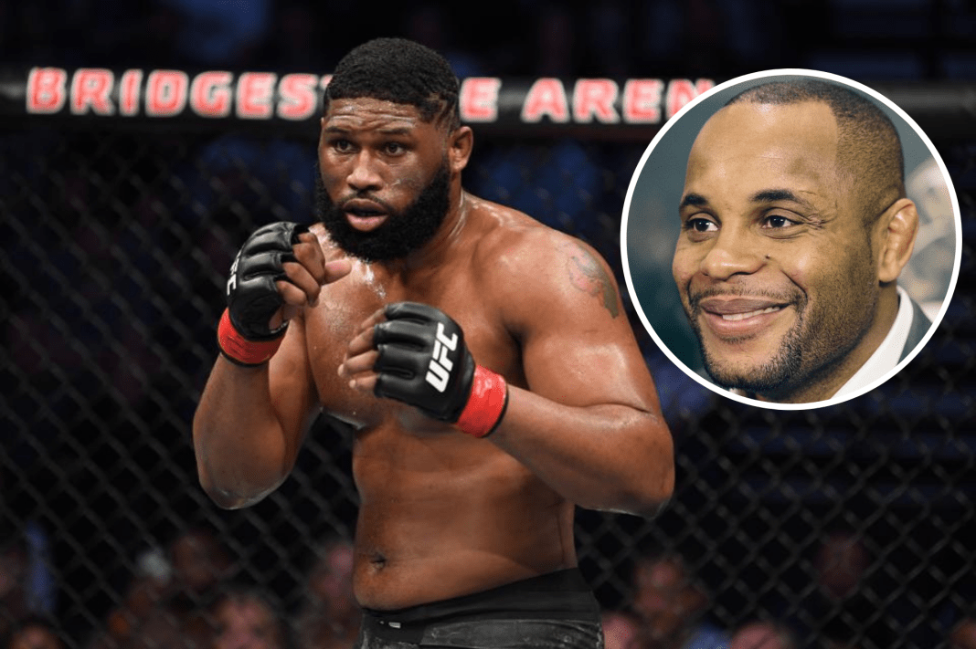 UFC News: Curtis Blaydes says Cormier will 'milk it' and hold up division if he wins HW title - Curtis Blaydes