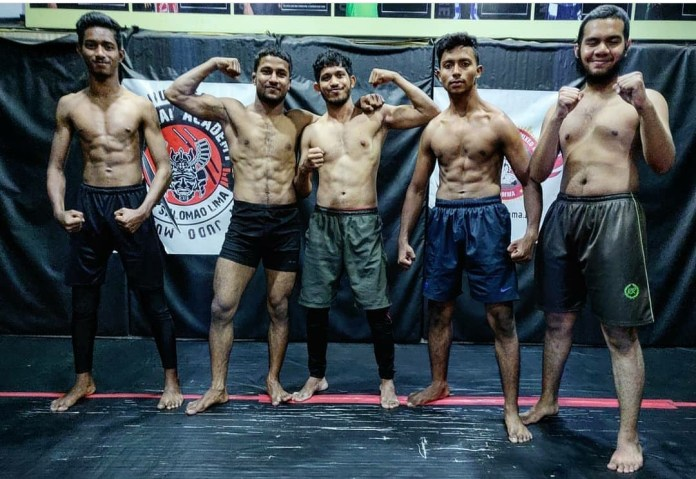 Friday Fighter of the Week : Mahboob Khan -