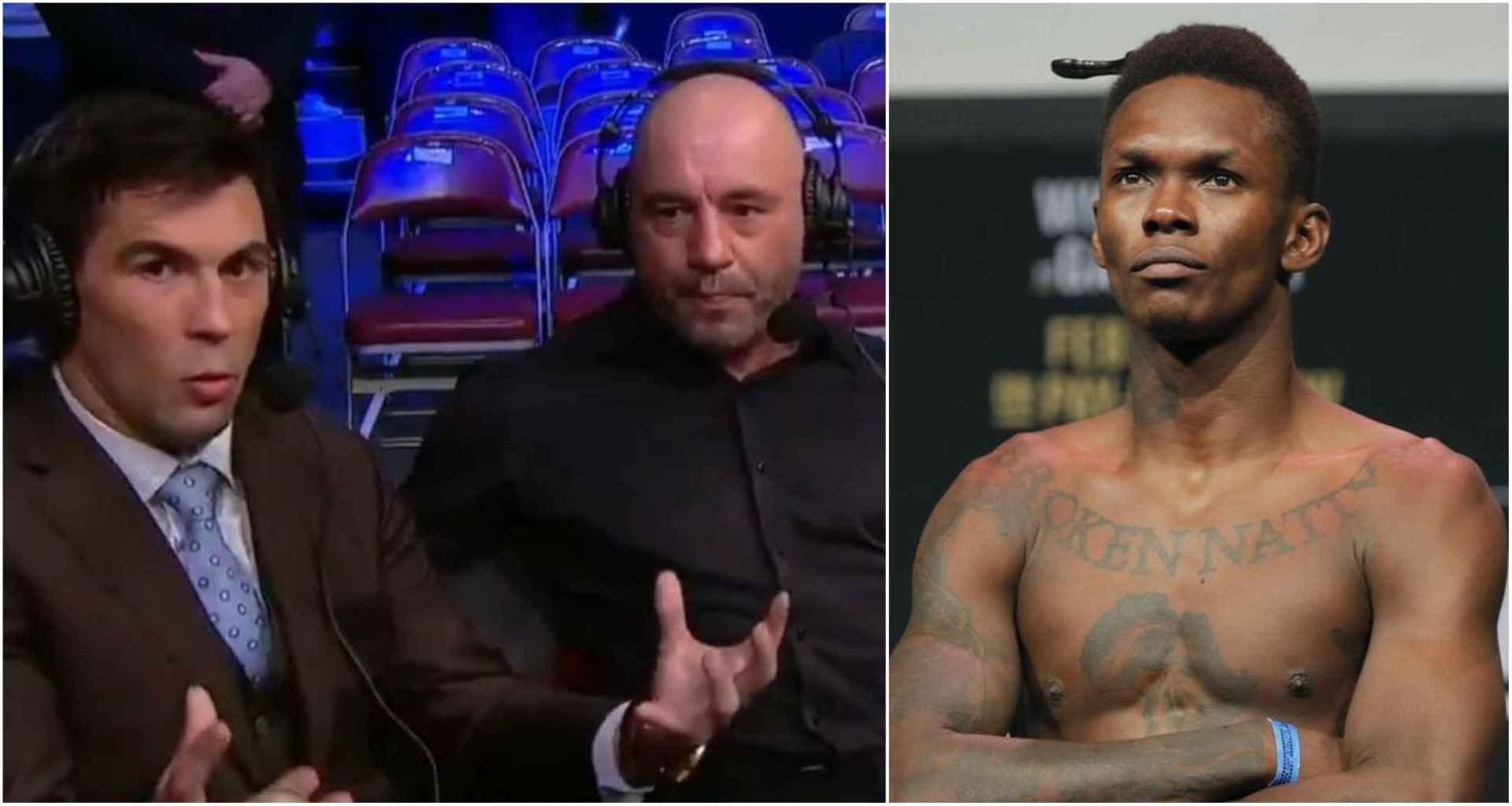 UFC News: Israel Adesanya agrees with Cruz, Rogan take on ineffective judging in the sport - Rogan