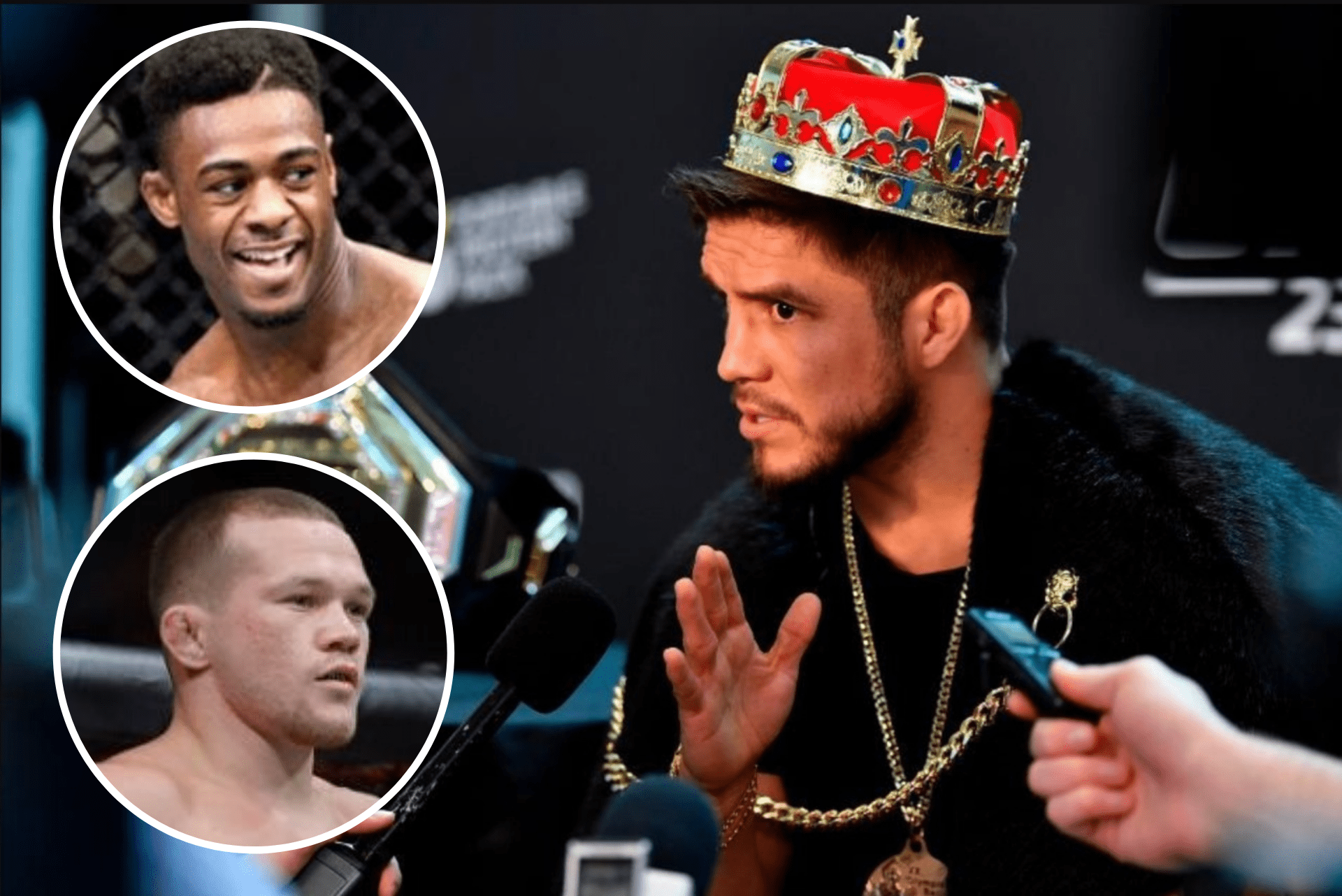 UFC News: Henry Cejudo threatens to make both Aljamain Sterling and Petr Yan 'bend the knee' on the same night - Henry