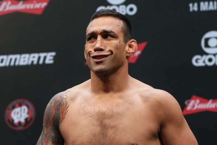 UFC News: Former UFC champion Fabricio Werdum to return against fellow submission artist Alexey Oleinik at UFC 250 - Fabricio Werdum