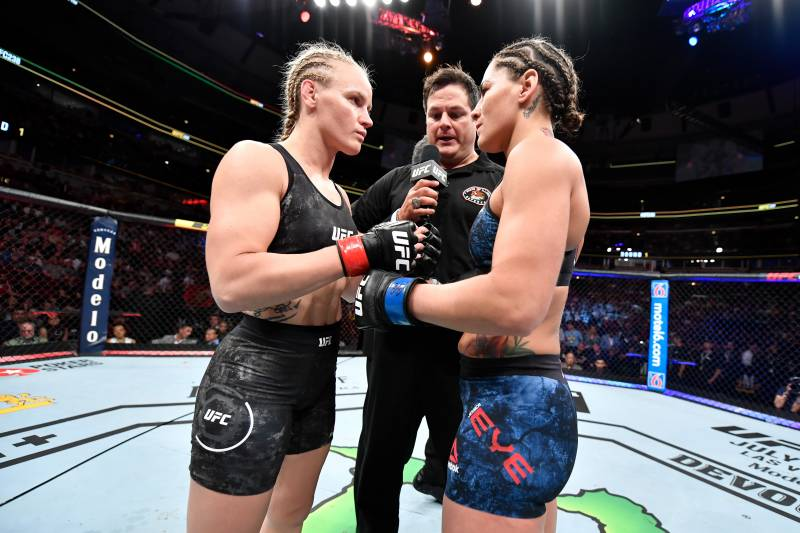 UFC News: Jessica Eye lobbies for Valentina Shevchenko rematch after UFC 247 - Valentina