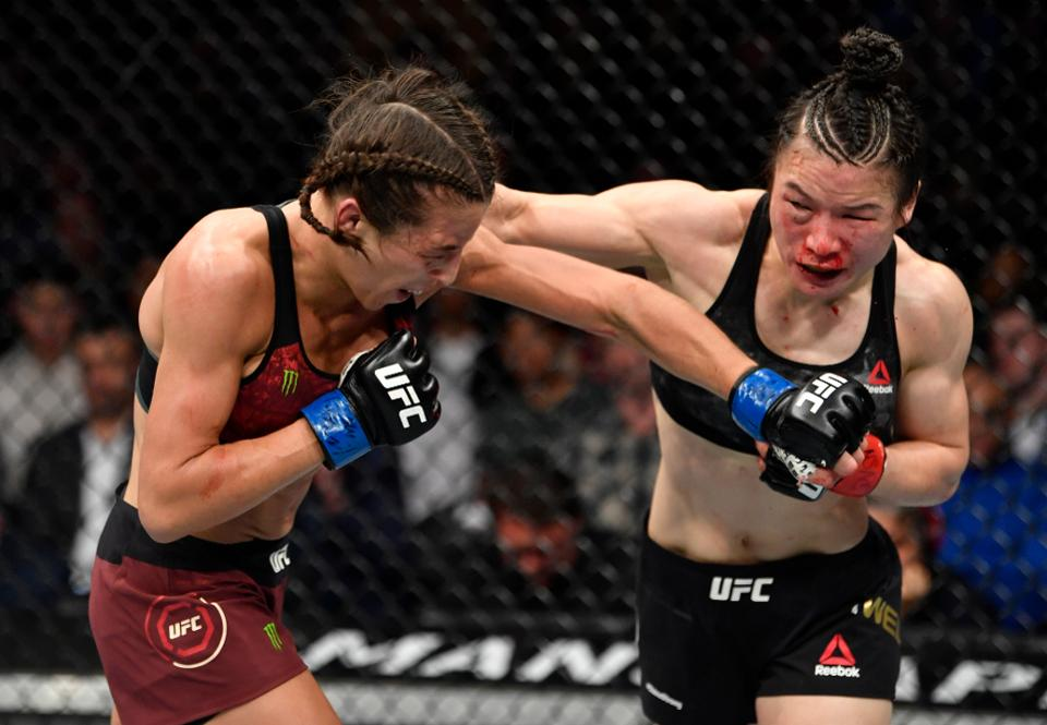 UFC News: Weili Zhang explains why Joanna rematch isn't next - Weili Zhang