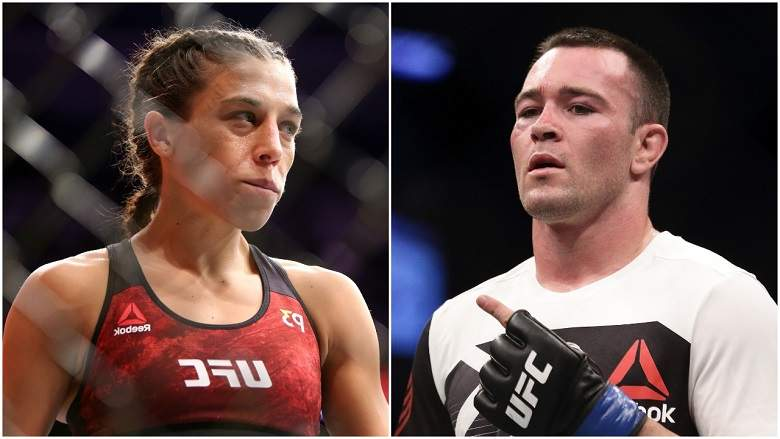 UFC News: Colby Covington claims Joanna Jedrzejczyk is mad at him for not taking her out on a date - Joanna Jedrzejczyk