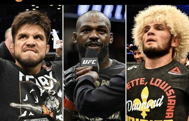 UFC News: Henry Cejudo sets his sights on Jon Jones and Khabib Nurmagomedov as he aims to become p4p number 1 - Cejudo