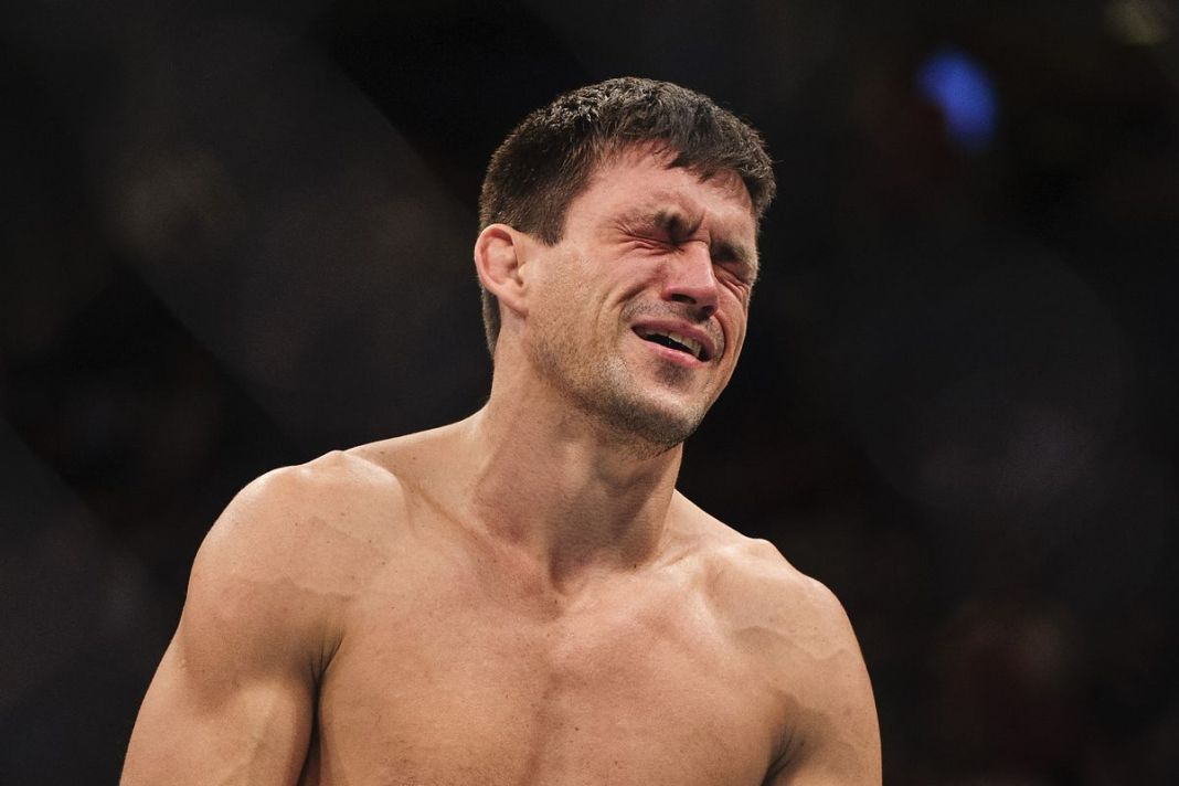 UFC News: Demian Maia to retire after next fight; names 2 potential opponents! - Demian