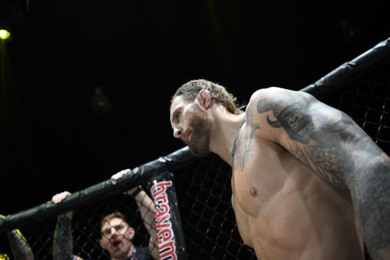 Chad Hanekom reflects on BRAVE CF title fight loss, vows to become champ: 'My destiny' -