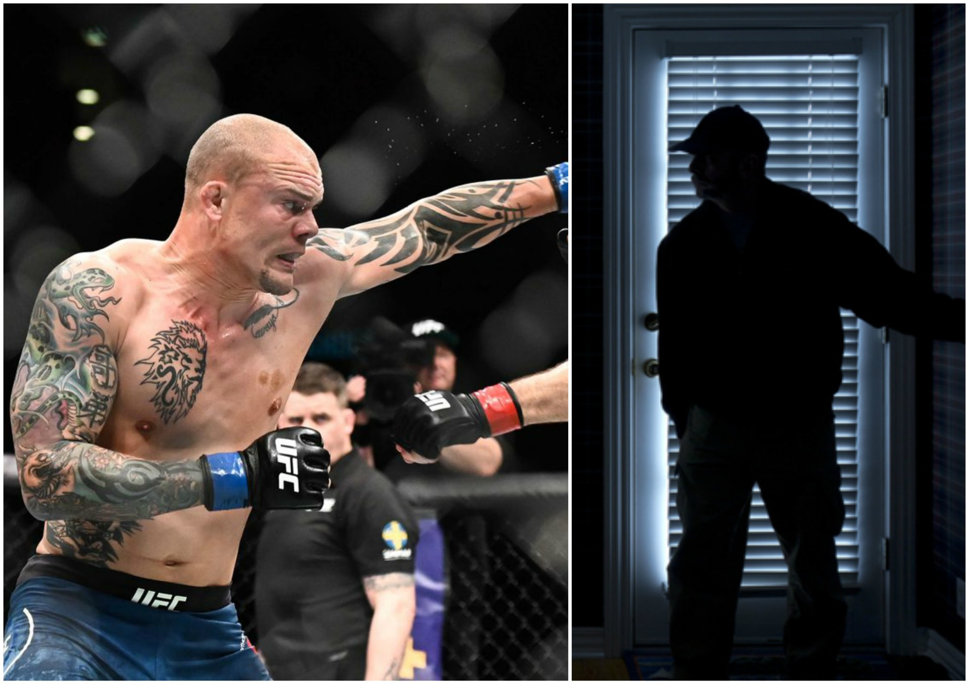 UFC News: LHW contender Anthony Smith reveals 'terrifying' encounter with home invader - Anthony Smith