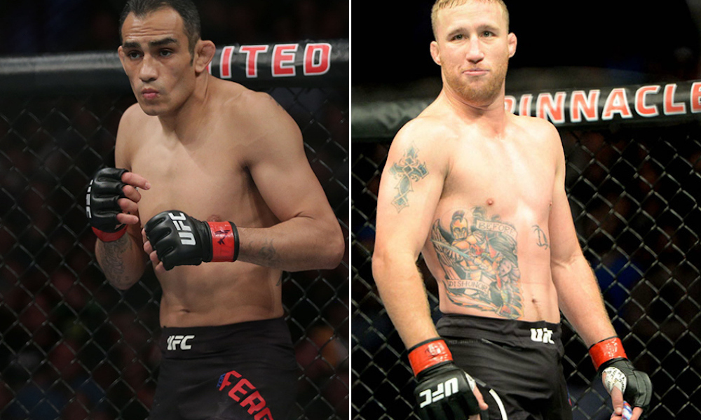 UFC News: Justin Gaethje on Tony Ferguson: 'He lives in a dark place. He's gonna take me to dark places.' - Justin Gaethje