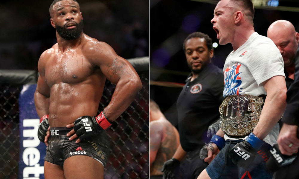 UFC News: Tyron Woodley reveals why he isn't fighting Colby Covington at UFC 249 - Tyron Woodley