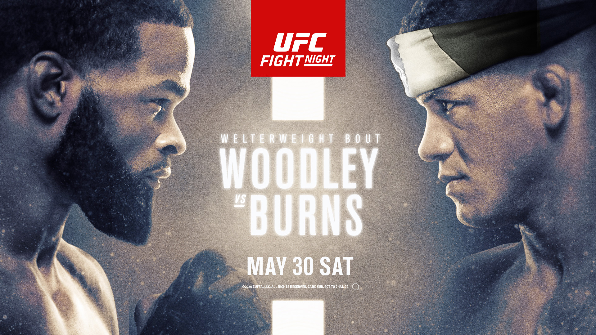UFC Fight Night: Woodley vs. Burns -
