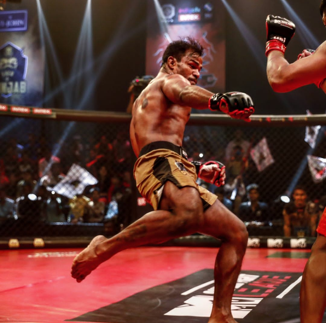 Friday Fighter of the Week : Kantharaj Agasa -